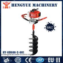 Tarière de terre de grande puissance (HY-GD680-S-801)