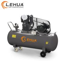 compressor de ar de óleo de potência ac 500l tanque 5.5hp