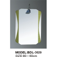 Толщина 5mm Серебряное стеклянное зеркало ванной комнаты (БДЛ-3029)