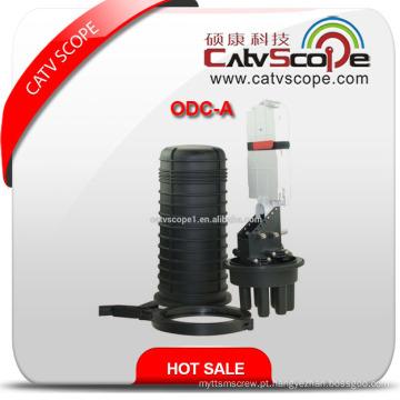 Fechamento do selo do calor-Shrink da abóbada de Odc-a / fechamento óptico da tala fibra