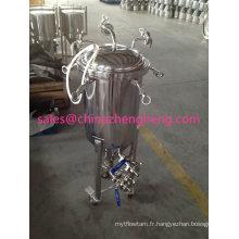 Veste de refroidissement en acier inoxydable