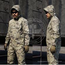 Stalker táctico militar camuflaje uniforme uniforme del combate