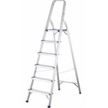 7 шагов Алюминиевая лестница