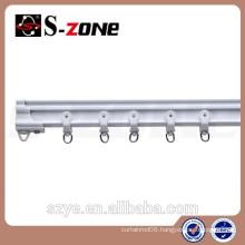 SC01 SC02 Plastic Curtain Rails Ceiling