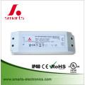 тонкий 0-10В с регулируемой яркостью постоянного тока светодиодный драйвер 700ма 18вт