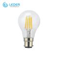 LEDER Edison Screw 4W LED Filament