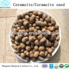 Professional manufacturer supply Ceramsite/ ceramsite sand
