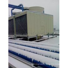 Torre de resfriamento retangular certificada Jnt-600 (S) / D