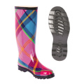 Women Half Snow Rain Rubber Waterproof Boot