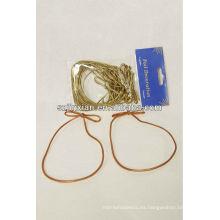 arco pre-atado con cinta elástica