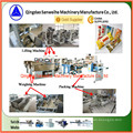 Swfg-590 Dry Pasta Automatic Weighing and Packing Machine