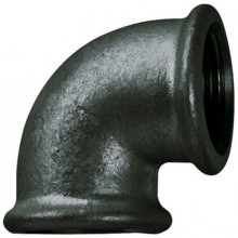 90 Degree Elbow cast iron pipe fittings
