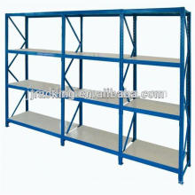 metal supermarket display shelf