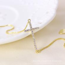 Xuping Мода Ювелирные изделия 14k Золотой Браслет (71239)