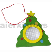 Wooden Kaleidoscope with Christmas Tree (81399)