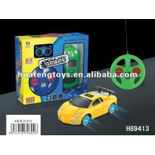 Миниый горячий автомобиль дистанционного управления надувательства H89413
