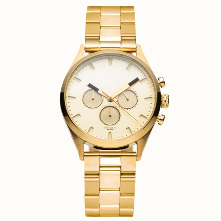 Gold Watch Man
