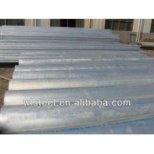 astm a53 a106 b tuyau en acier galvanisé à chaud