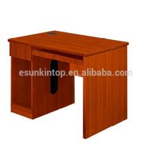 Pequeña mesa de computadora de tamaño pequeño mesa de computadora de combinación de 0.8m de largo