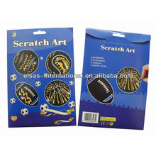 Scratch Art Paper / Scratch Off Card / Scratch Card Price