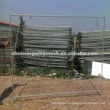Временный забор / ограничительный барьер