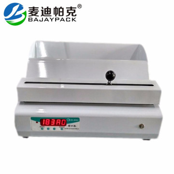 Heat Sealing Machine for medical pouch reel