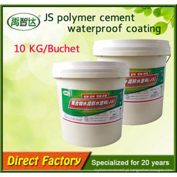 O outro tipo material impermeabilizando o revestimento da prova da água do cimento do polímero