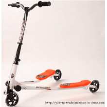 Speeder Scooter mit 125mm PU-Rad (YV-LS302S)
