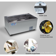 EMS-60A Laboratory Equipment Testing Machine Water Bath 6 holes