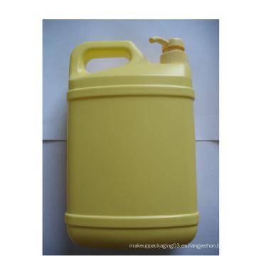 1.5L botella de detergente con bomba de loción