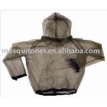 Москитная куртка / Москитная ткань / Куртка с шумом