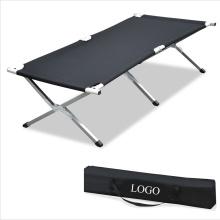 Tragbares Sportcampingbett für drinnen und draußen