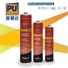 PU Polyurethane Sealant for Auto Glass Bonding and Sealing (881)