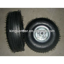 350-4 rubber wheel