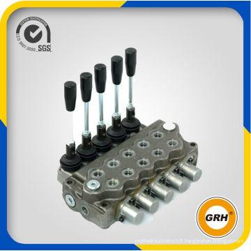 OEM Chine 80lpm Valve monobloc de contrôle de direction hydraulique
