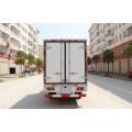 2019 New Mini 2 ton freezer refrigerated truck