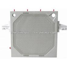 Placa de filtro de membrana XG630 PP
