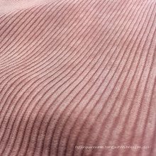 Polyester Nylon Blend Fabric 8 Wale Corduroy Fabric