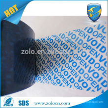 Hot Sale Custom & Cheap water-proof tamper evident tape