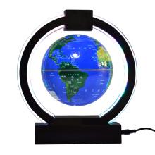 Магнитный плавающий глобус, подарки, украшение стола, глобус