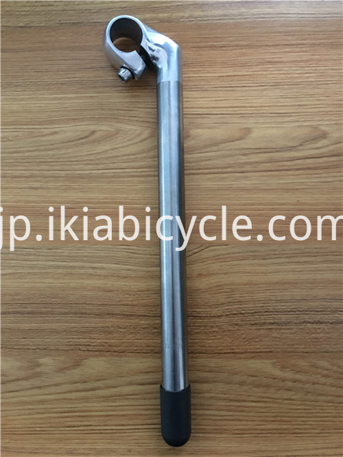 Bike handle bar stem
