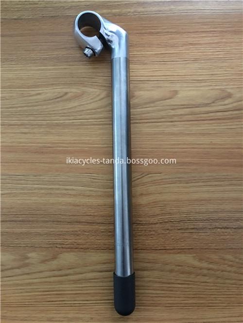 Bike handle bar stem