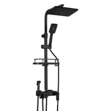 Factory Direct Sales Hotel Home rain shower set Thermostatic Shower bathroom Shower Head Set