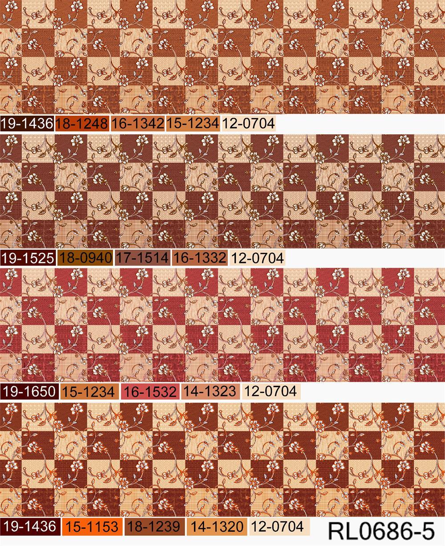 Disperse Print Fabric