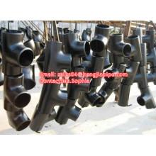 Цанчжоу БВ бесшовных и сварных труб тройник
