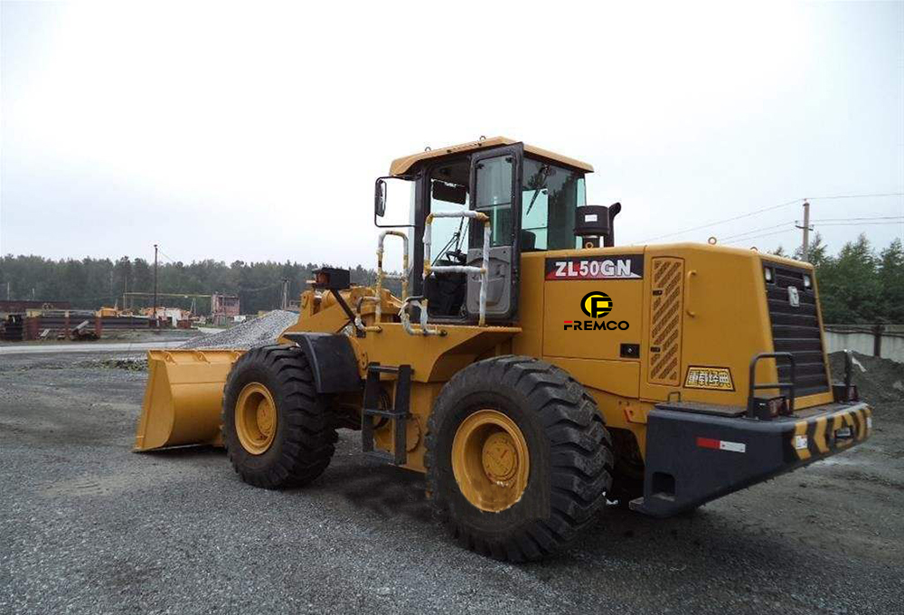 Volvo Wheel Loader Cab