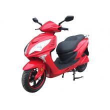 Elektromotor Motorrad mit Pedalen