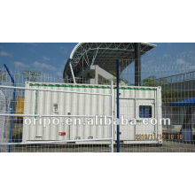 Container diesel generator set 1375kva power by Cummins