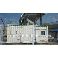 Контейнерный дизель-генераторная установка мощностью 1375 кВт от Cummins