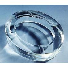 K9 Best Quality Crystal Glass Smoking Cigar Ashtray (JD-YG-005)